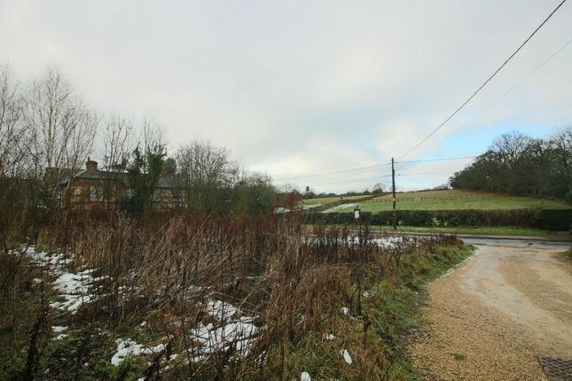 Thumbnail Land for sale in Ragged Appleshaw, Andover
