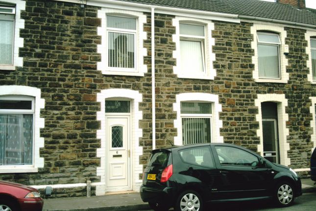 Thumbnail Terraced house to rent in Bevan Street, Port Talbot