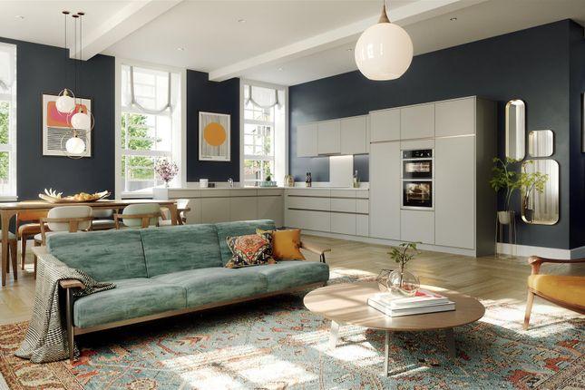 2 bed flat for sale in Mundella House, Green Street, Nottingham NG2