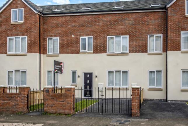 Thumbnail Terraced house for sale in Grey Road, Walton, Liverpool, Merseyside