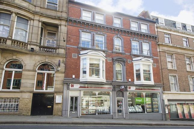 Thumbnail Flat to rent in Market Street, City Centre, Nottingham