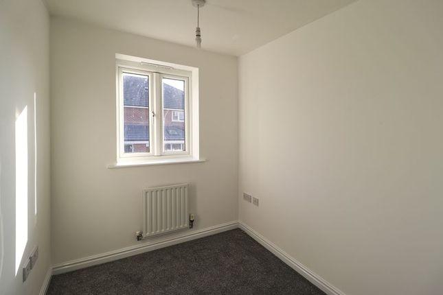 Bedroom of Coopers Way, Blackpool FY1