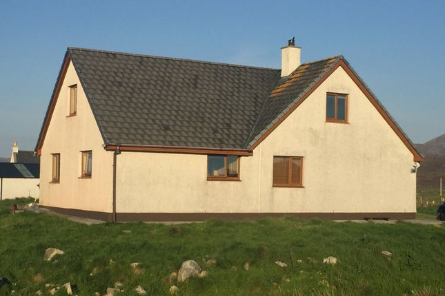 Thumbnail Detached house for sale in 9 Drimsdale, Isle Of South Uist