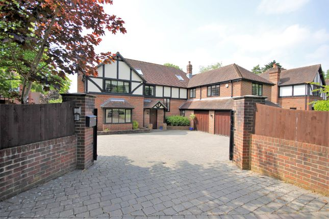 Thumbnail Detached house for sale in Holly Hill Lane, Sarisbury Green