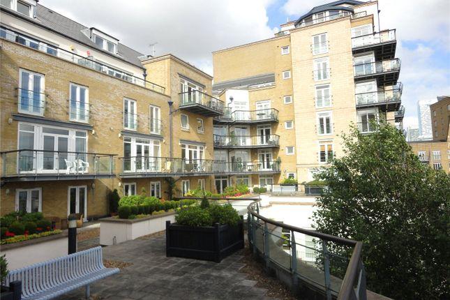 Thumbnail Flat to rent in Dunbar Wharf, 108-124 Narrow Street, London