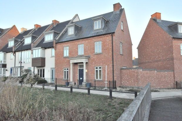 Thumbnail Property to rent in Scribers Drive, Northampton