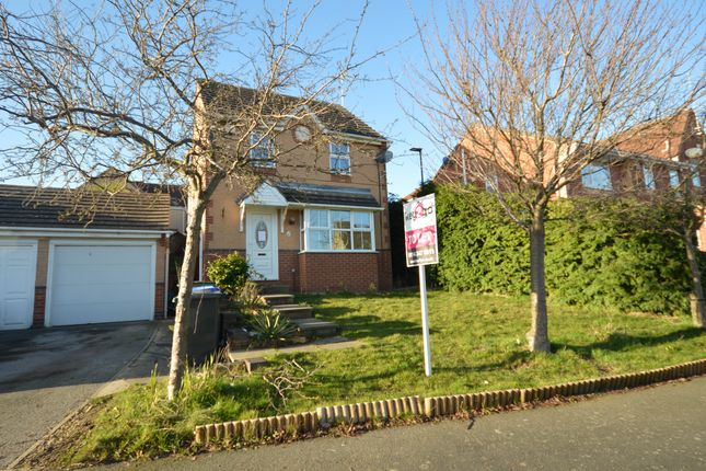 Thumbnail Detached house to rent in Deepwell Avenue, Halfway, Sheffield