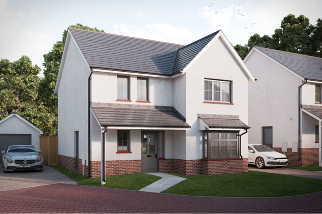 Thumbnail Detached house for sale in All Saints Way, Bridgend