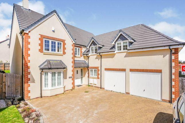 Thumbnail Detached house for sale in Queen's Crescent, Shrivenham, Swindon