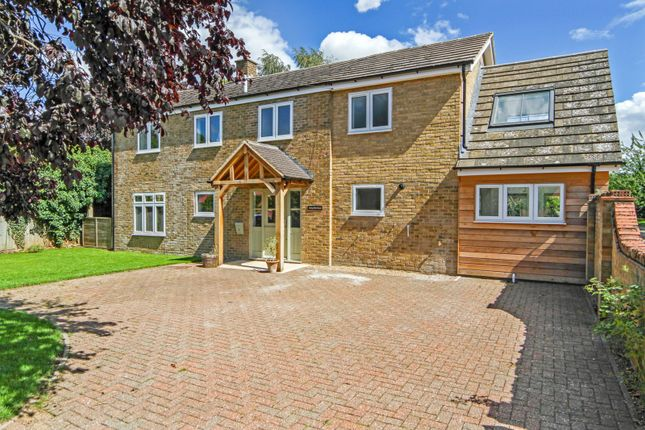 Thumbnail Detached house to rent in Orchard Terrace, Whittlesford, Cambridge