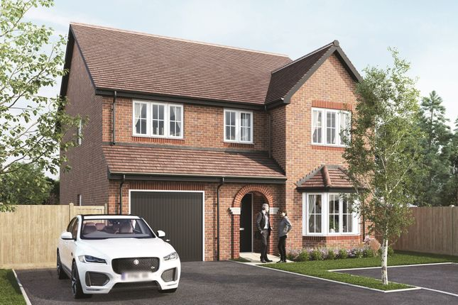 """4 bed detached house for sale in """"Pebworth"""" at Hayley Road, Lancing BN15"""