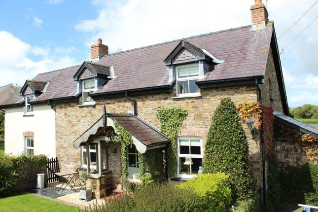Thumbnail Detached house for sale in Dale Road, Haverfordwest, Pembrokeshire