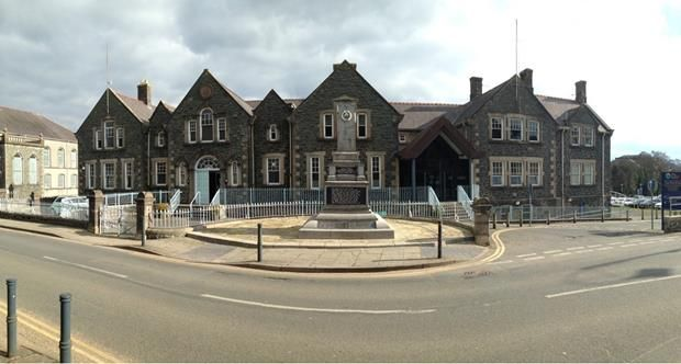 Thumbnail Office to let in Shire Hall, Glanhwfa Road, Llangefni