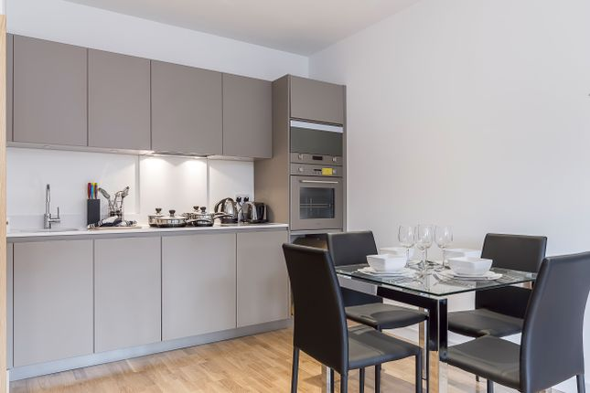 Thumbnail Flat to rent in Scimitar House, 23 Eastern Road, Romford, Essex, London
