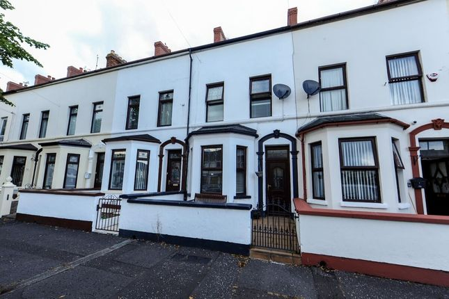 Terraced house for sale in Shaftesbury Avenue, Belfast
