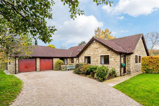 Thumbnail Detached bungalow for sale in Abbey Road, Knaresborough, North Yorkshire