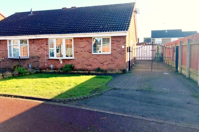 Thumbnail Bungalow to rent in Willow Drive, Thorngumbald, Hull
