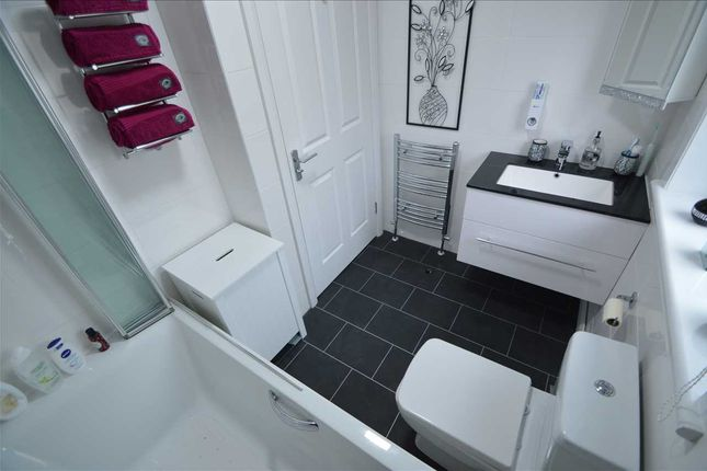 Bathroom of Kelso Avenue, Lesmahagow, Lanark ML11