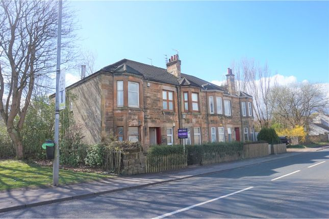 Thumbnail Flat for sale in 198 Auchinairn Road, Glasgow