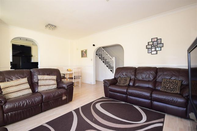 Thumbnail Semi-detached house for sale in Canterbury Avenue, Ilford, Essex
