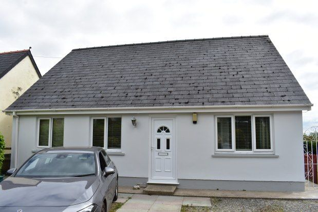 3 bed property to rent in Maenclochog, Clynderwen SA66