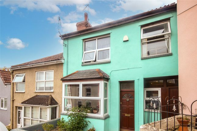 Thumbnail Terraced house for sale in Summer Hill, Totterdown, Bristol