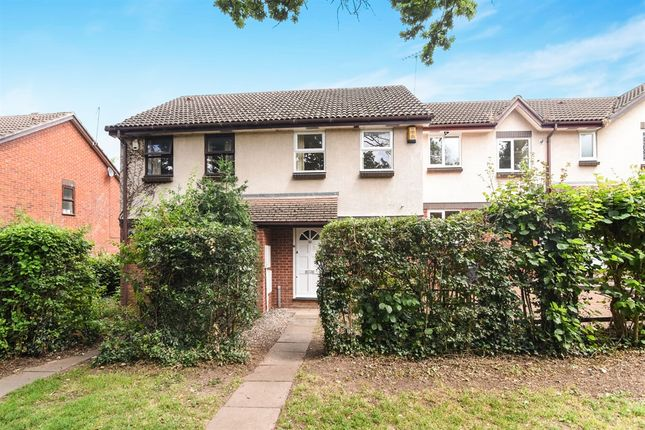 Thumbnail Terraced house for sale in Hill Wood Close, Warndon, Worcester