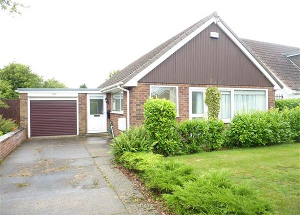 Thumbnail Bungalow for sale in Pelham Avenue, Scartho, Grimsby
