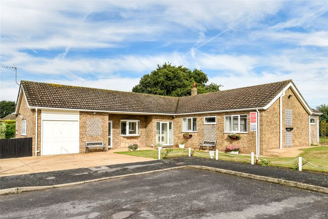 Thumbnail Bungalow for sale in Exmoor Close, North Hykeham