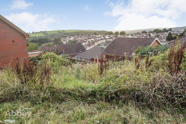 Thumbnail Land for sale in The Oaks, Cimla, Neath
