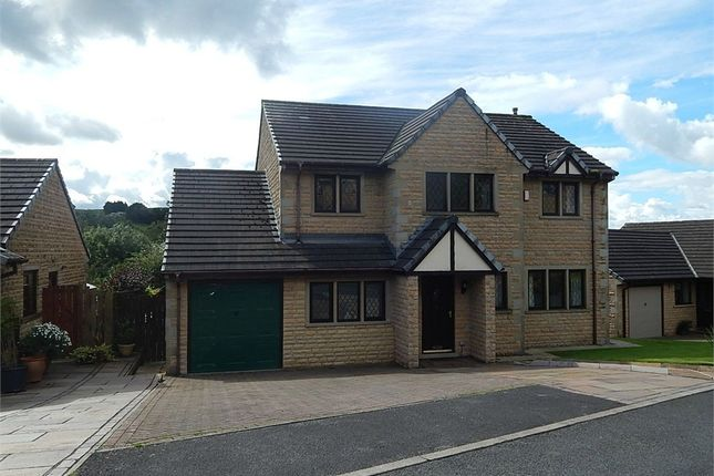 Thumbnail Detached house for sale in Ball Grove Drive, Colne, Lancashire