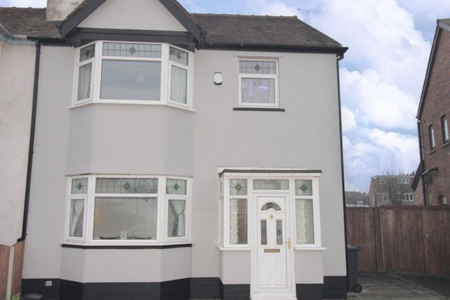 3 bed semi-detached house for sale in Ashton Road, Birkdale, Southport PR8