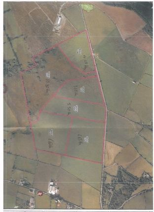 Thumbnail Land for sale in Cwmduad (Drefach Felindre), Carmarthen