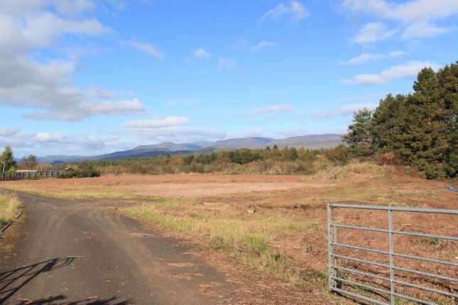 Thumbnail Land for sale in Madderty, Crieff
