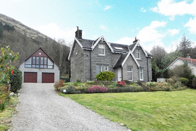 Thumbnail Detached house for sale in Lettermore, Ballachulish