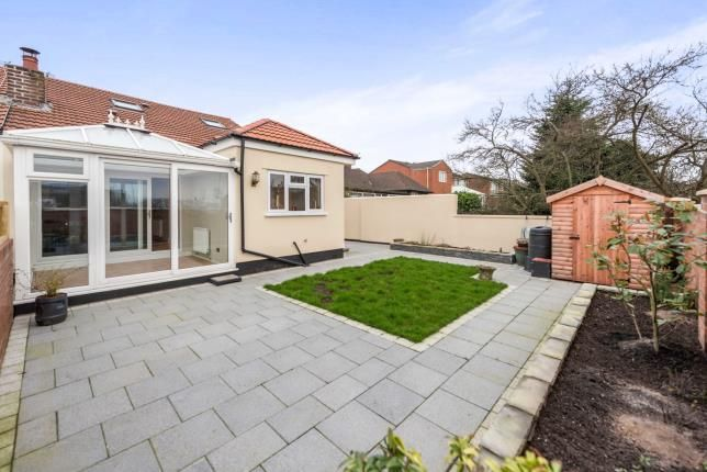Thumbnail Bungalow for sale in Grange Lane, Gateacre, Liverpool, Merseyside