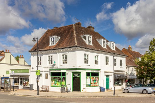 Thumbnail Flat to rent in Broad Street, Alresford