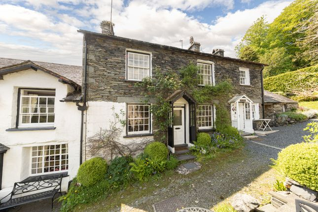 Thumbnail Cottage for sale in Rose Cottage, Clappersgate, Ambleside, Cumbria