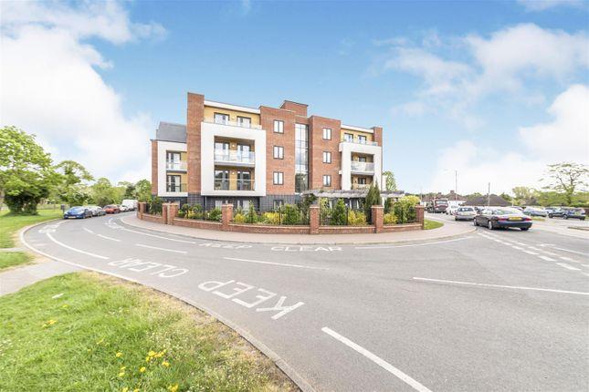 Thumbnail Flat for sale in Landmark Place, Moorfield Road, North Orbital Road, Denham, Uxbridge, Middlesex