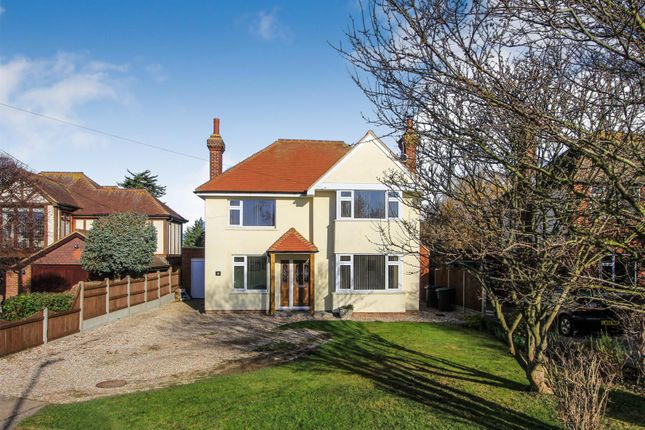 Thumbnail Detached house for sale in Chestfield, Cherry Orchard, Whitstable