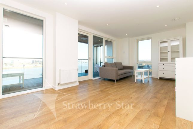 Living Area of Bessemer Place, North Greenwich, London SE10