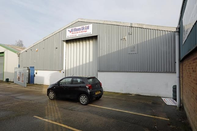 Thumbnail Light industrial to let in Unit 2, Cross Drive, Lowmoor Road Industrial Estate, Kirkby In Ashfield, Nottinghamshire