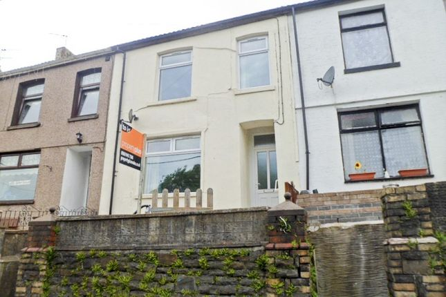 Thumbnail Terraced house to rent in Penybryn Terrace, Penrhiwceiber, Mountain Ash