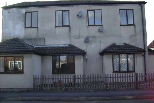 Thumbnail Flat to rent in Prospect Place, Market Rasen