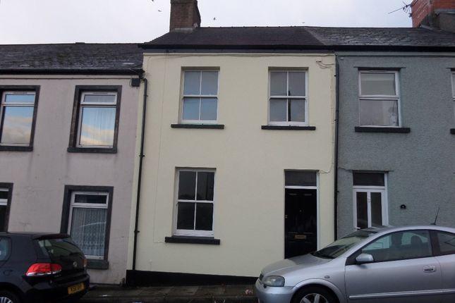 Thumbnail Terraced house for sale in Upper Waun Street, Blaenavon, Pontypool