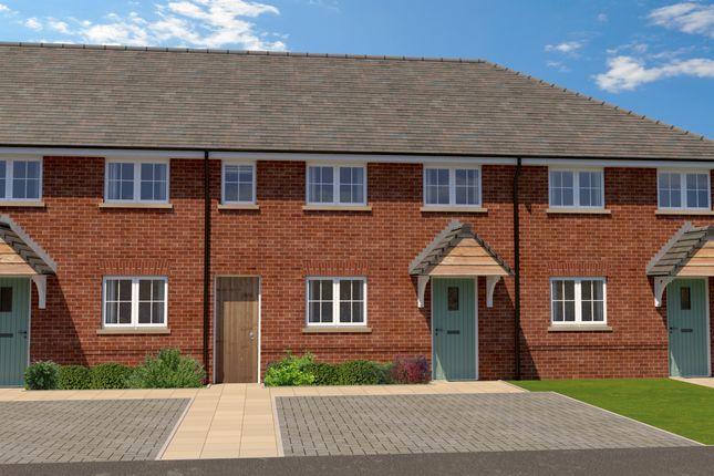 Thumbnail Town house for sale in Barrington Way, Austhorpe, Leeds