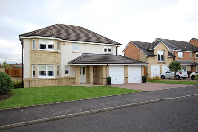 Thumbnail Detached house for sale in Greenoakhill Place, Uddingston, Glasgow