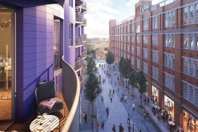 Flat for sale in Upper Street, London