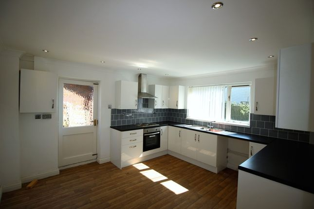 Thumbnail Semi-detached house to rent in Belverdale Gardens, Blackpool