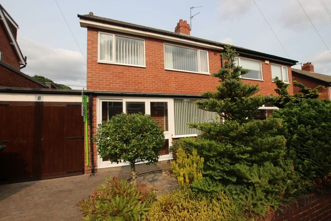 Thumbnail Semi-detached house to rent in Lintzford Gardens, Rowlands Gill